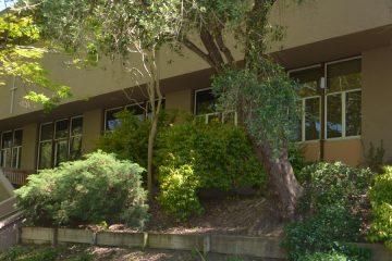 private school exterior
