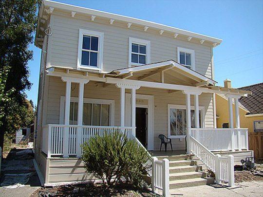 exterior paint Santa Rosa